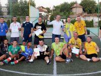 """Отбор """"Тяло, пречиш ми"""" спечели футболния турнир на малки врати в Кнежа"""
