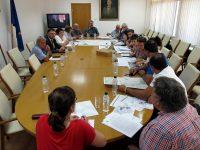 Вариантите за изграждане на обходен път на Плевен коментираха на среща в Областта
