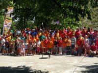 Доброволчески лагер с над 150 участници откриха в Левски