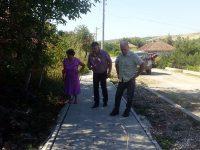 Община Гулянци с информация за ремонта на три пътни отсечки от четвъртокласната пътна мрежа