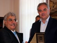 Посланикът на Кувейт: Плевен има потенциал за бизнес сътрудничество и академичен обмен