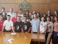 Младежи от България, Турция и Северна Македония гостуваха в Община Плевен