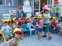"""Малчуганите от ДГ """"Калина"""" – Плевен се забавляваха в летен празник"""