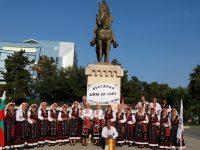 """Дамски народен хор """"Славей"""" при читалището във Вълчитрън с отличия от фестивал в Румъния"""