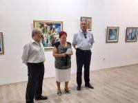Юбилейна изложба на Карло Вендо в Артцентър Плевен – снимки