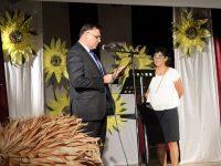 Областният управител поздрави Института по царевицата в Кнежа за 95-годишнината му