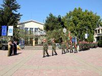 55-ти инженерен полк – Белене отбеляза 45 години от създаването си