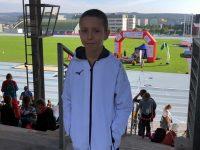 Голям успех за плевенчанина Йоан Орозов на Европейските детски игри в Бърно