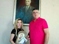 От АБВ – Плевен поздравиха Цветан Антов за рождения му ден