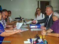 4014 подписа внесе в ОИК инициативният комитет за издигане кандидатурата на Георг Спартански