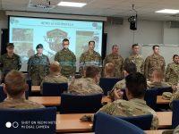 Военни от Белене участваха в съвместно учение в Германия