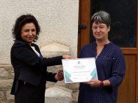 Високо признание за учител от община Левски