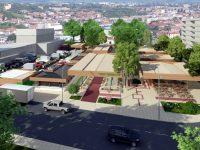 Днес откриват обновения пазар в Червен бряг