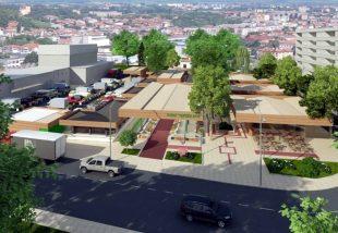 Във вторник откриват обновения пазар в Червен бряг