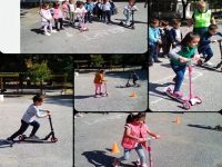 """ДГ """"Звънче"""" – Плевен подкрепя Европейската седмица на мобилността"""
