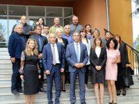 Министърът на образованието Красимир Вълчев бе на работно посещение в Кнежа