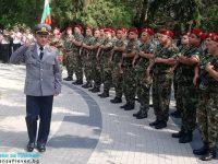 Военнослужещи ще участват утре в тържествената церемония за Съединението в Плевен