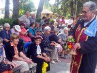 Курбан за здраве събра хората от село Дъбован