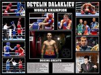 Детелин Далаклиев празнува днес с приятели и фенове 10 години от световната си титла в Милано