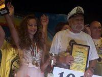 Огромен успех за талантливата Елизабет Захариева на международен фестивал