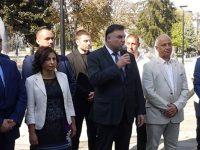 Мирослав Петров: Плевен заслужава и може да бъде естествен икономически център на Северна България