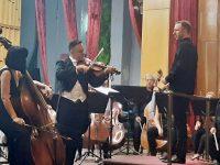 Първи за сезона концерт на Плевенската филхармония – класни изпълнители и пълна зала /снимки/