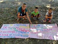 """И малчугани от ДГ """"Калина"""" – Плевен се включиха в кампанията """"Да изчистим България заедно"""""""