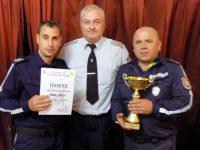 Обявиха победителите в конкурса за най-добър пътен полицай, проведен в Плевен
