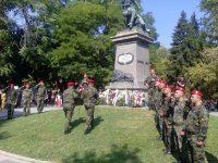 Плевен чества Съединението на Княжество България и Източна Румелия – снимки