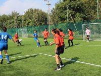 Държавно военно зонално първенство по футбол за жени на малки врати се проведе днес в Плевен