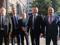 ВМРО се регистрира в ЦИК за участие в местните избори /видео/