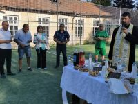 Спортен комплекс откриха в село Згалево /снимки/
