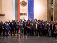 Наградиха работили по разбиването на групата за алоизмами в Левски