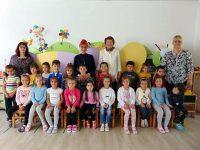 """С професията на ландшафтния архитект се запознаха децата от ДГ """"Щастливо детство"""" – Плевен"""