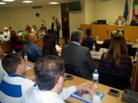 Кандидатите за съветници от ДПС – Плевен участваха в импровизирана сесия на ОбС