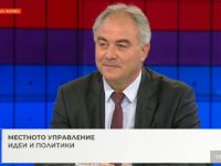 "Георг Спартански – за АЕЦ ""Белене"", магистрала ""Хемус"" и развитието на региона"