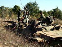 """Военни от Белене участват в полево лагерно обучение на Учебен полигон """"Корен"""""""