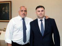 Плевен бе основна тема в срещата на кандидата за кмет на Плевен от ГЕРБ Мирослав Петров с лидера на ГЕРБ Бойко Борисов