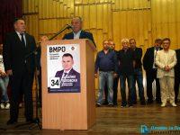 Д-р Венцислав Грозев: ВМРО е партията, която не само се обръща към ума на хората, но ангажира и сърцата им