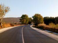 По ОПРР завърши рехабилитацията на 9,5 км от път ІІI-306  Червен бряг – Чомаковци