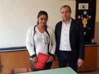 """Ученици от ПГМХТ – Плевен проведоха беседа на тема """"Защо е важно образованието"""""""