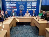 Зеленогорски: Георг Спартански ще спечели на първи тур, черният пиар не помага на опонентите ни