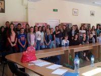 """Ученическият съвет на ДФСГ """"Интелект"""" – Плевен започна своята дейност"""