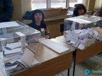 Спокойно приключи изборният ден в Плевенска област