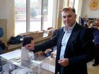 Мирослав Петров: Гласувах за бъдещето на Плевен и нашите деца