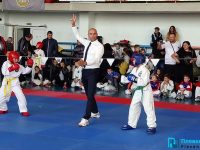 """Четвъртото издание на Националния детски турнир по таекуон-до за Купа """"Плевен"""" ще се проведе днес"""