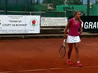 Йоана Константинова започна с две победи на Мастърс турнира до 13 години