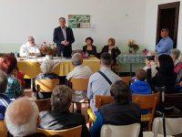 Георг Спартански в Къртожабене: Не е правилно селата с под 350 жители да не избират свой кмет