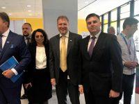 Мирослав Петров се срещна с ръководството на Bosch и Аутомотив клъстър България