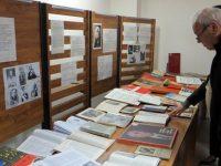 Изложба, посветена на Михаил Попов и Панчо Владигеров, откриха днес в плевенската Библиотека